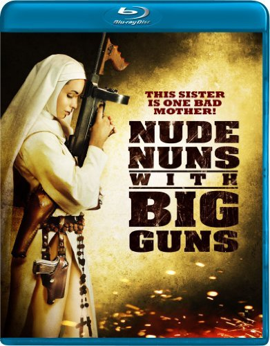 Nude Nuns With Big Guns Ortega Castro Dmarco Blu Ray Ws Ur