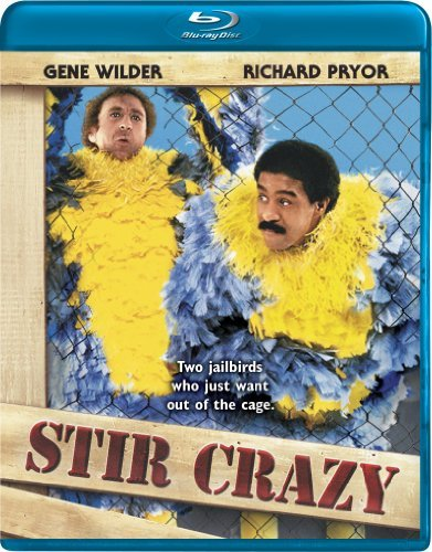 Stir Crazy Wilder Pryor Blu Ray R