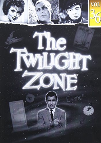 Twilight Zone Twilight Zone Vol. 36 Episode Bw DVD R Nr