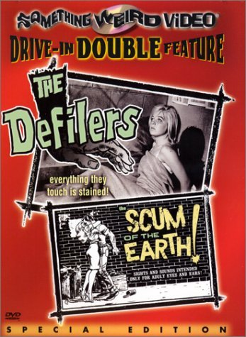 Defilers Scum Of The Earth Miles Jansson Bw Nr Spec. Ed.