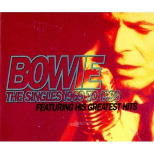 David Bowie/Singles-1969-1993
