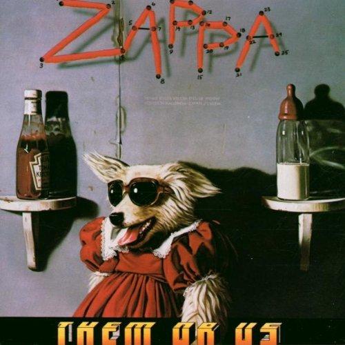 Frank Zappa Them Or Us Bull Moose