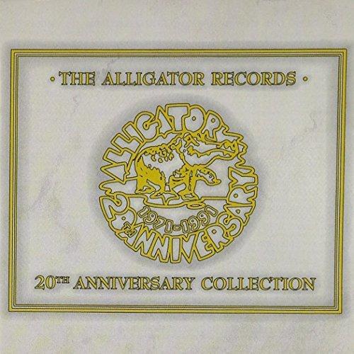 Alligator Records/Alligator Records-20th Anniver@2 Cd Set