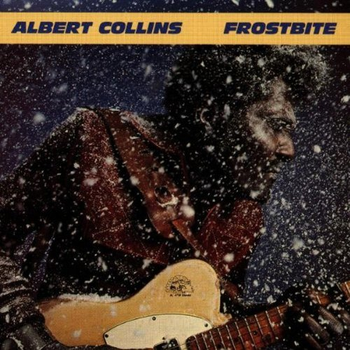 Albert Collins Frostbite