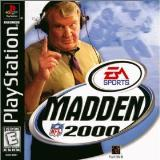 Psx Madden 2000 Football E