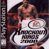Psx Knockout Kings 2000 T