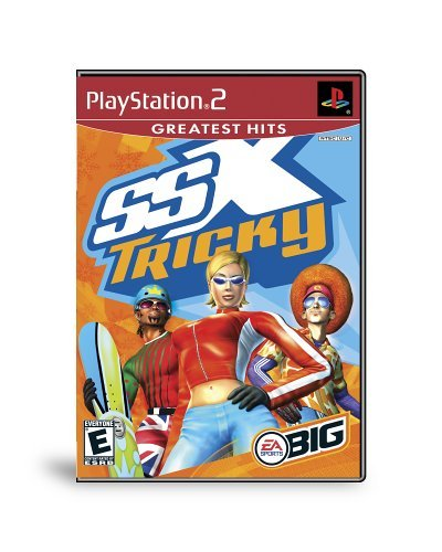 Ps2 Ssx Tricky Rp