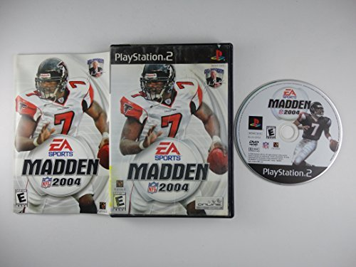 Ps2 Madden Nfl 2004