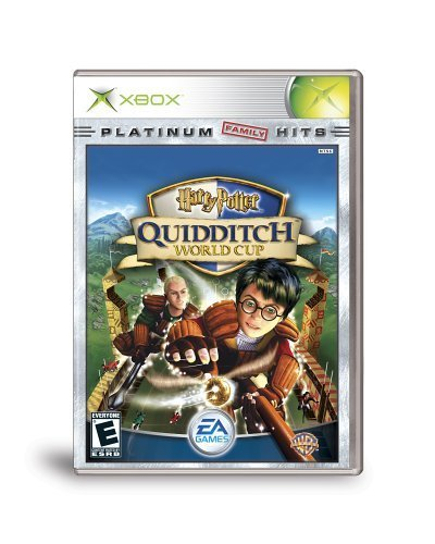 Xbox Harry Potter Quidditch World Cup