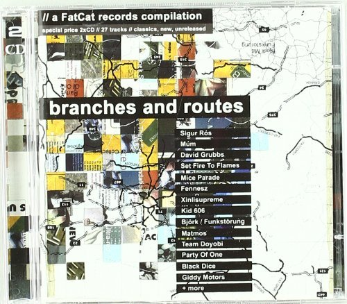 Branches & Routes Branches & Routes 2 CD Set