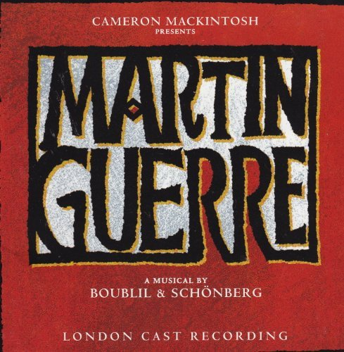Martin Guerre London Cast Recording
