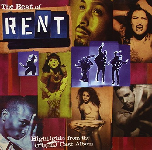 Broadway Cast Rent