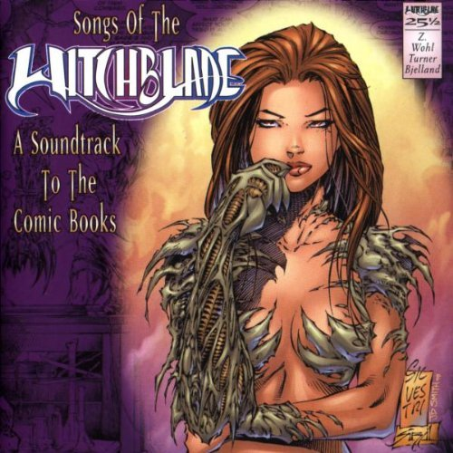 Witchblade Soundtrack To Th Witchblade Soundtrack To The C Babes In Toyland Thirwell Lindsay Lunch Megadeth