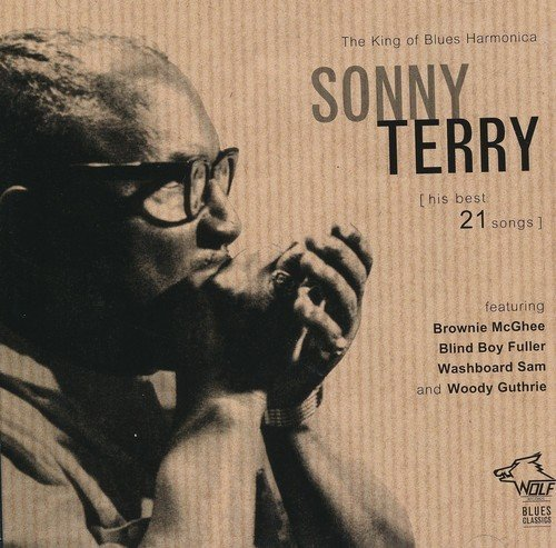 Sonny Terry His Best 21 Songs