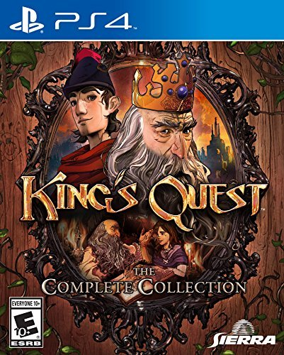 Ps4 Kings Quest Adventures Of Graham Kings Quest Adventures Of Graham