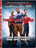 Night Before Gordon Levitt Rogen Mackie Bell DVD R