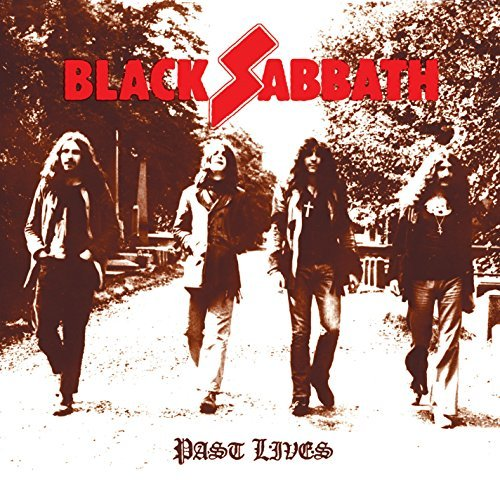 Black Sabbath Past Lives 2xcd Deluxe Edition