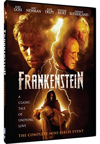 Frankenstein (2014) Hurt Gross Sutherland DVD Nr