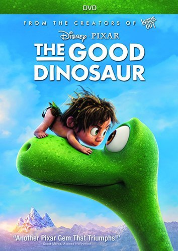 Good Dinosaur Disney DVD Pg