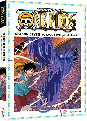One Piece Season 7 Voyage 5 DVD