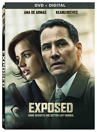 Exposed Reeves De Armas DVD Dc R