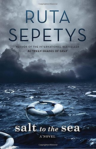 Ruta Sepetys Salt To The Sea