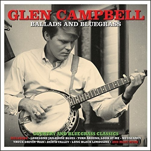 Glen Campbell Ballads & Bluegrass Import Gbr 2cd