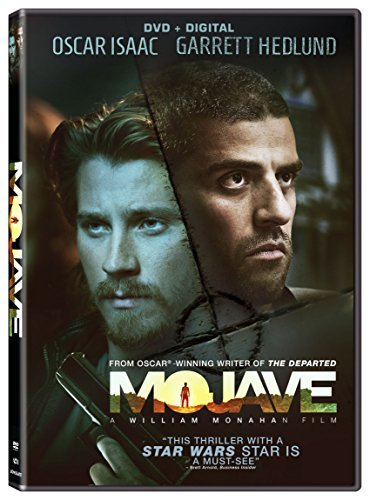 Mojave Isaac Hedlund DVD Dc R