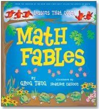 Greg Tang Math Fables Lessons That Count