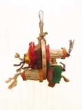 Java Wood Cogs N Cobs Bird Toy Java Wood Cogs N Cobs Bird Toy Small Ea