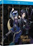 Black Butler Book Of Circus Season 3 Blu Ray DVD Nr