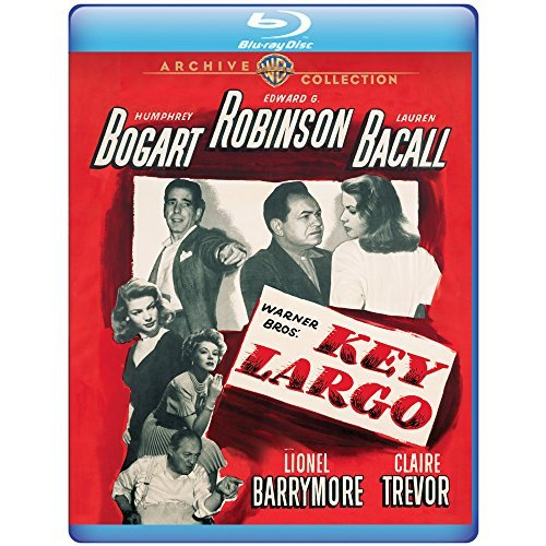 Key Largo Bogart Robinson Bacall Blu Ray Mod This Item Is Made On Demand Could Take 2 3 Weeks For Delivery