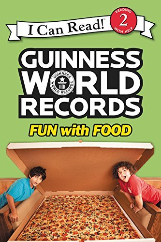 Christy Webster Guinness World Records Fun With Food