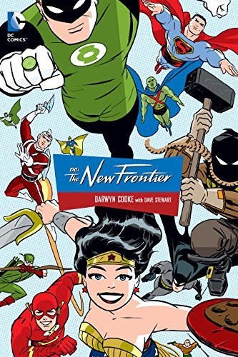 Darwyn Cooke Dc The New Frontier