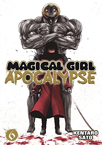 Kentaro Sato Magical Girl Apocalypse Volume 6