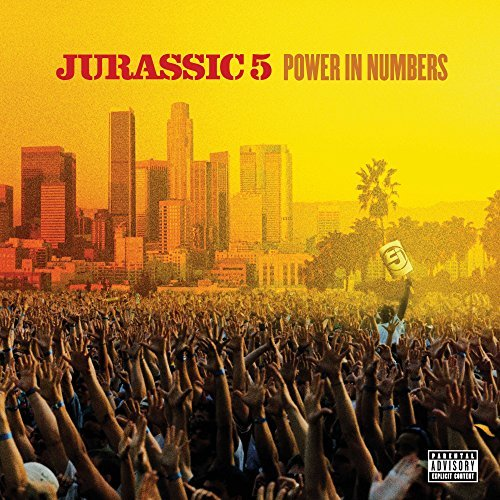 Album Art for Power In Numbers [2 LP] by Jurassic 5