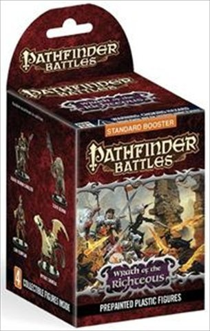 Pathfinder Battles Miniatures Wrath Of The Righteous Booster