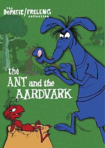 Ant & The Aardvark Ant & The Aardvark DVD G