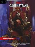 Wizards Rpg Team D&d Curse Of Strahd Sourcebook Dungeons & Dragons