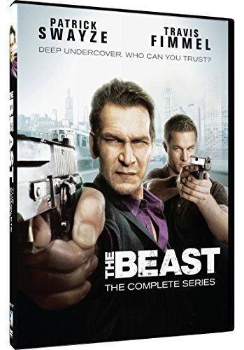 Beast The Complete Series DVD