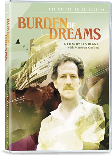 Burden Of Dreams Herzog DVD Criterion