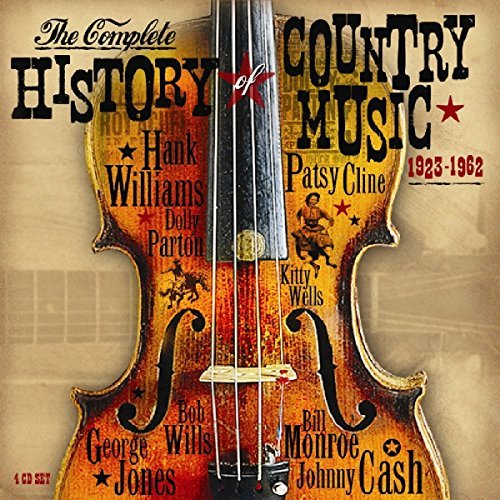 Complete History Of Country Mu Complete History Of Country Mu Import Gbr 4cd
