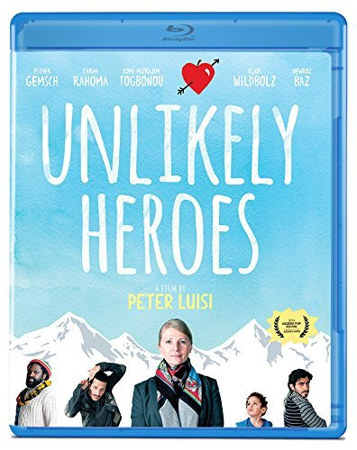 Unlikely Heroes Unlikely Heroes Blu Ray Nr