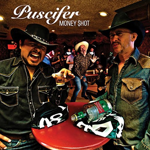 Puscifer Money Shot Double Gatefold 140g Weight Vinyl