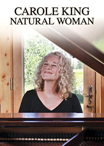 Natural Woman Carole King DVD Nr