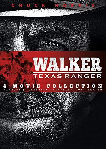 Walker Texas Ranger 4 Movie Collection DVD