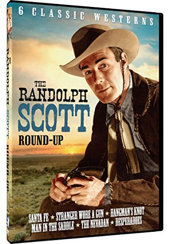 Randolph Scott Roundup Vol 2 Randolph Scott Roundup Vol 2
