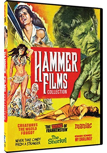 Hammer Film Collection Vol. 2 6 Films