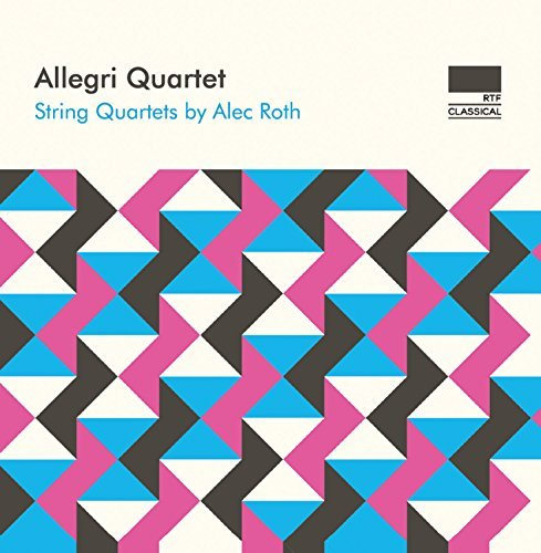 Roth Allegri Quartet Alec Roth String