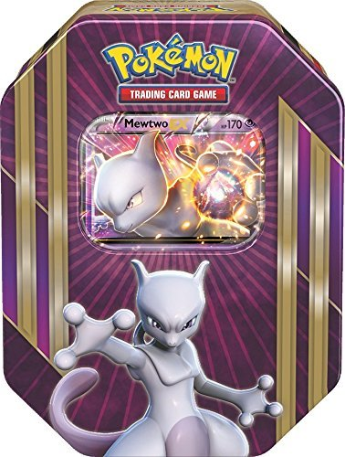 Pokemon Cards 2016 Spring Tin Cast Triple Power Tin